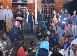 KKSB Papua Kembali Beraksi, Tito Minta Polri-TNI Amankan Warga Timika