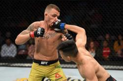 Sang Zombie Korea Jadi Headline Pertarungan di UFC