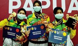 Anggar Riau Kembali Tambah Emas dan Perak