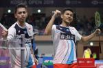 Tiga Ganda Putra Indonesia ke Semifinal