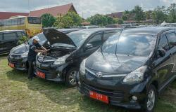 Ada Wacana Mobil Dinas Dilelang