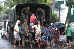 Filipina Diterjang Topan Kammuri, 340 Ribu Warga Dievakuasi