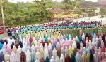 Al Izhar School Laksanakan Salat Istisqo