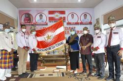 Presiden Partai Indonesia Terang Rizayati Kunjungi Riau