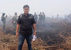 Wartawan Riau Pos Juara 1 Lomba Jurnalistik PWI Bengkalis