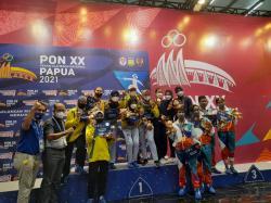 Tambah Emas dan Perak, Anggar Riau Panen Medali di PON