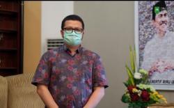 Negatif Covid-19, Gubri Dibolehkan Pulang dari RSUD Arifin Achmad