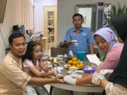 Sempat Ikut Kongres di Jakarta, Pengurus Demokrat Pekanbaru Jalani Rapid Test