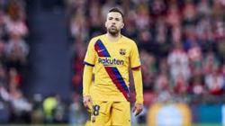Jordi Alba Ingin Barcelona Hancurkan Real Madrid