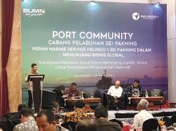 Asa Industri Pelabuhan di Siak dan Bengkalis