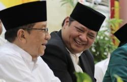 Akbar Tanjung Doakan Airlangga Sukses pada Pilpres 2024