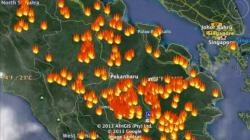 Karhutla Mulai Muncul di Riau