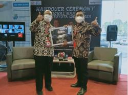 Mahmud Fauzi Jabat Regional Manager Agung Toyota Wilayah Sumatera
