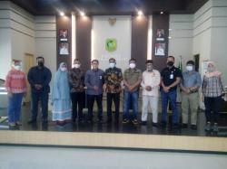 Janji Pemkab dan DPRD Meranti Dukung Program FKDM