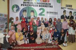 Perempuan Bermitra Rekrut Kader tiap Desa