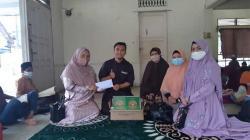 PHI88 Unri Donasi ke Rumah Tahfiz Aldo Salam