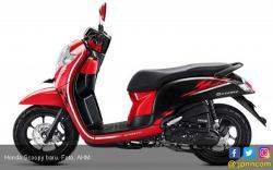 Honda Scoopy Terbaru Siap Meluncur, Ini Spesifikasinya
