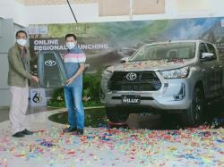 Agung Toyota Perkenalkan New Hilux