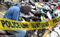 Tips Agar Sepeda Motor Susah Dicuri Maling