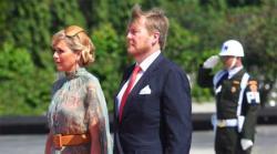 Raja Belanda Ungkapkan Duka Mendalam untuk Tragedi di TN Sebangau