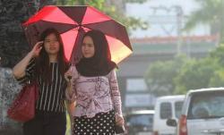 Gangguan Cuaca Tropis Sebabkan Riau Alami Cuaca Ekstrem