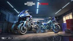 Moge Yamaha Bisa Dimainkan di PUBG Mobile