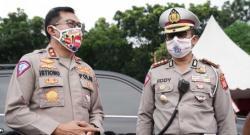 Korlantas Polri Dinilai Sukses Mencegah Ribuan Warga Jakarta Mudik