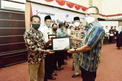 18 Desa dan 4 BUMDes di Karimun Raih Penghargaan dari BRK