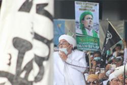 Habib Rizieq Shihab Minta Maaf