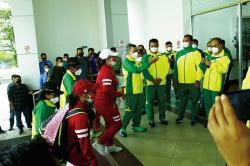 Pemprov Riau Beri Leani Bonus Rp1 Miliar