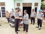 Korban Curanmor di Kampar Kaget, Motor yang Hilang Diantar Kapolres ke Rumahnya