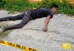 Sadis, Pekerja Toko Bangunan Dibunuh Suami dari Mantan Isterinya