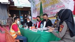 Tim Yustisi Gelar Sidang Pelanggar Prokes di Mandau