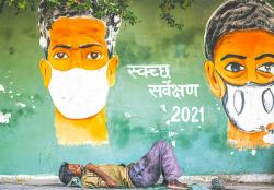 India Mampu Turunkan Kasus Mutasi Covid 8 Kali Lipat