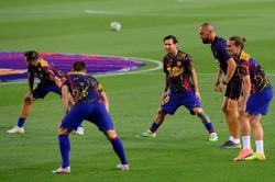 Griezmann Dipersilakan Pergi dari Barcelona
