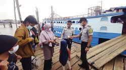 Pelabuhan Tanjung Harapan Ditutup