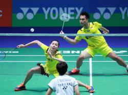 Ganda Campuran Indonesia Nomor 8 Dunia Gagal ke Semifinal