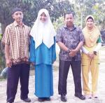 Siswi MTsN 2 Masuk Atlet PPLP Dispora Riau