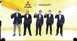 KTB Luncurkan Mitsubishi Fuso Official Store di Tokopedia