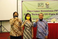 Tindaklanjuti UU Ciptakerja, IKPI dan DJP Riau Bahas Penerapan PPN
