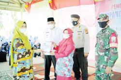 Serukan Gerakkan Satu Hati di Kecamatan Batang Tuaka