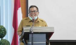 Puluhan Pegawai Positif, Kantor BPSDM Riau Ditutup Total