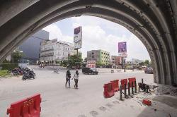 Terowongan Flyover Bakal Dipasang Pelican Crossing