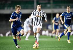 Juventus Ditahan Verona, Pemain Muda Jadi Sasaran Amarah Pirlo