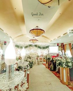 Grand Zuri Hotel Tawarkan Paket Wedding dengan Benefit Menarik
