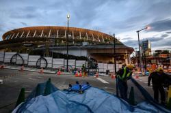 Panitia Klaim Olimpiade Tokyo Siap Digelar