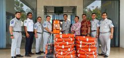 Jasa Raharja Berikan Jaminan Kecelakaan Kapal Penyeberangan