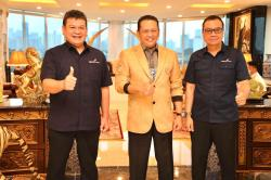 Bamsoet: IMI Kerja Sama Penggunaan Lounge Bandara Angkasa Pura I