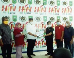PWI Riau Gulirkan Rp100 Juta Dana Ketahanan Pangan