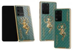 Handphone Sultan, Samsung Galaxy S20 Ultra Tembus Rp570 Jutaan
